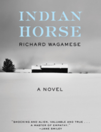 Book cover of Indian Horse