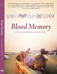 Blood Memory Film Cover